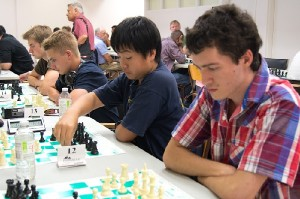 The team from Chess Academy won the GTCL Cup in 2012