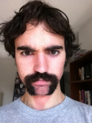 The ACC Movember team is led by Club Champion, FM Michael Humphreys
