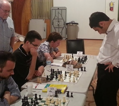GM Elshan Moradiabadi at Adrian Chin's board 12 (Mike Ivanov on 11, Marcus Wilker on 13)