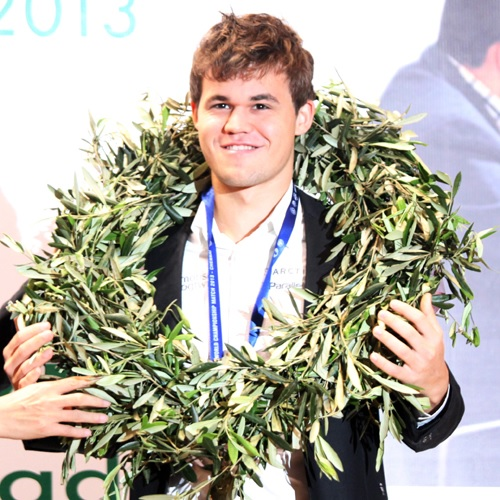Carlsen the King