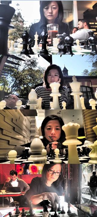 Teresa Lee chess in NY