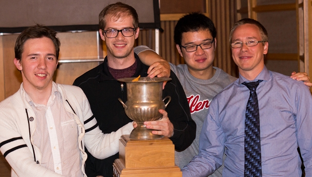 Hart House wins the 2015 GTCL Cup!