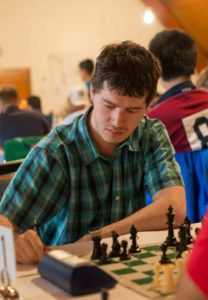 IM Nikolay Noritsyn wins the Ontario Open (photo: Egidijus Zeromskis)