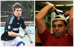 carlsen anand physical training
